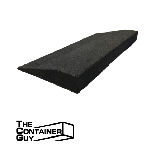 shipping container rubber ramp