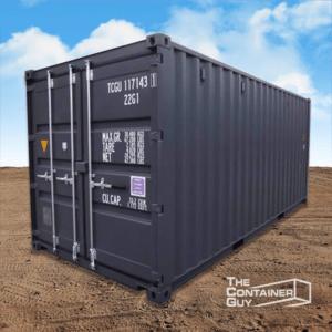 20' standard new container saskatoon
