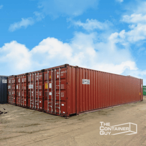 Used 45' HC Containers