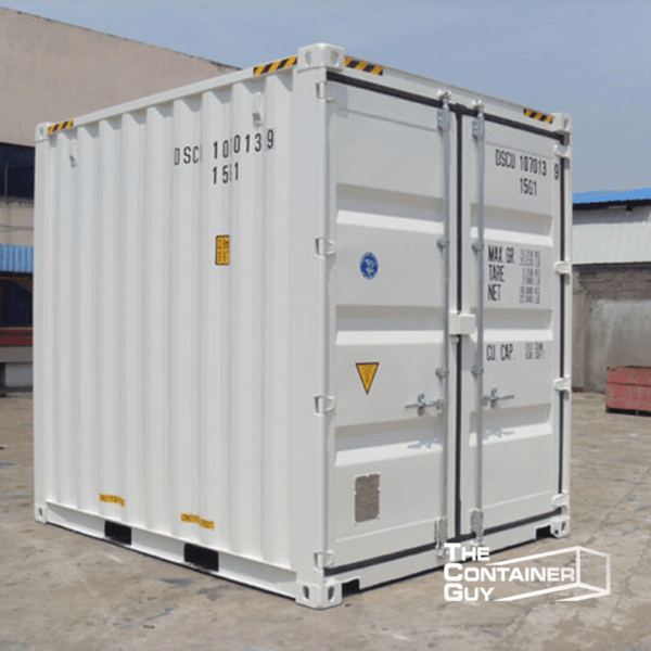10' high cube mini container