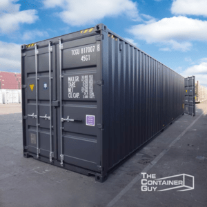 40' high cube double door canada