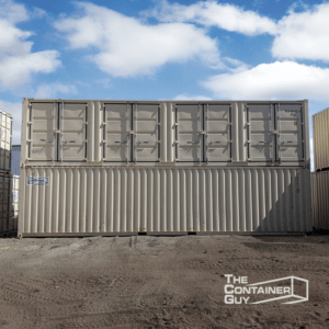 40' Standard Open Side (4 side doors)