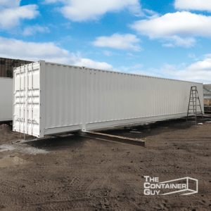 53 HC Refurbished Container