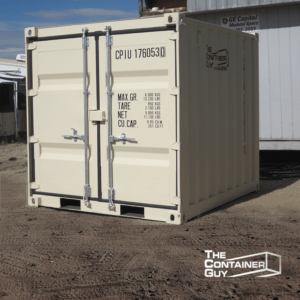 9 ft standard mini shipping container