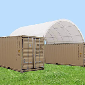 2020 GL-5-c container shelter