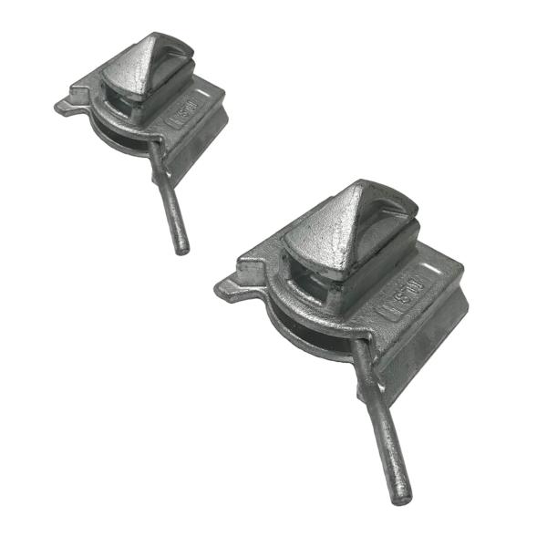 Dovetail Deck Mount Twist Lock