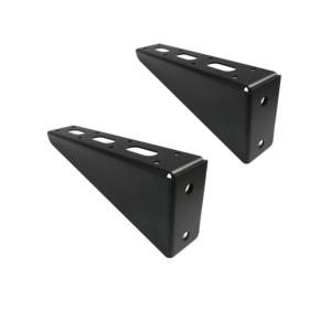 strut channel shelving brackets