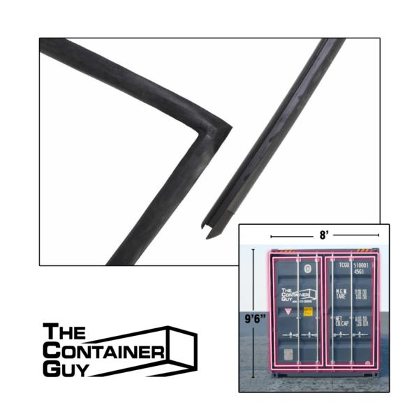 Door Gasket Seal Standard Container