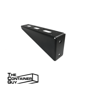 Small Heavy Duty Shelving Bracket for Shipping Containers