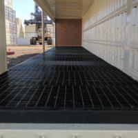 53 ft Steel Dry HAZMAT Storage