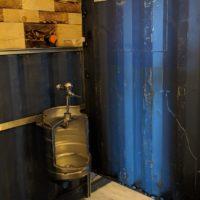 Keg Urinal - Caesar Mill Restaurant & Bar