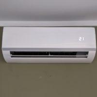 Office AC/Heater (Interior)