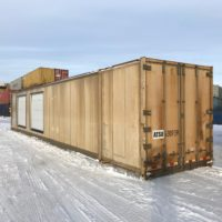 53 ft Insulated Ex-Refer Modification (HAZMAT Storage)