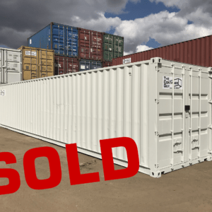 40' Refurbished Shipping Container