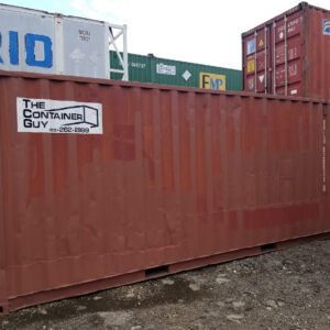 used cheap 20 ft shipping container saskatoon