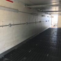 53' Forklift Accessible & Temperature Controlled